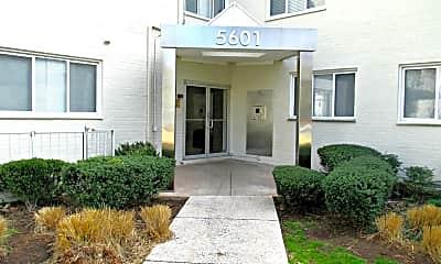 Building, 5601 Parker House Terrace, 1