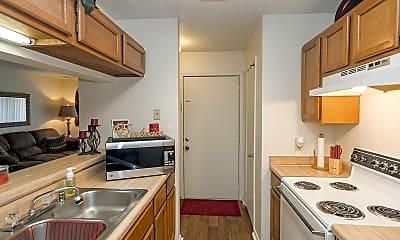 Kitchen, Northwest Hills, 1
