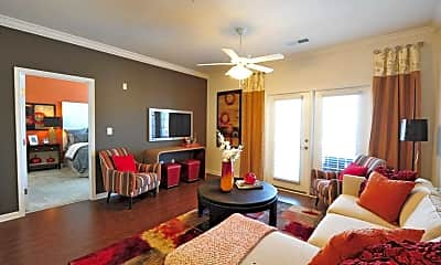 Living Room, Clairmont At Chesterfield, 0