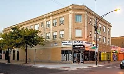 Building, 6306 S Artesian Avenue, 0