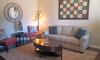 Living Room, Agave Courtyard, 1