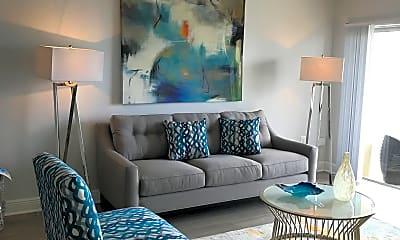 Living Room, Marina del Mar, 1