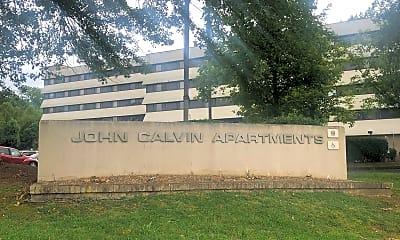 John Calvin Apartments, 1