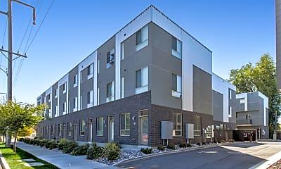 Building, Prana Apartments, 0