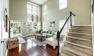 Living Room, 2875 Flower Creek Way, 1