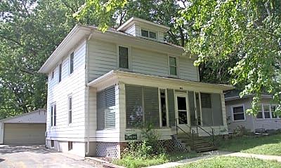 Building, 721 S Prairie St, 1