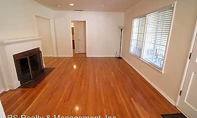 Living Room, 4714 Tobias Ave, 1