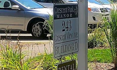Crescent Park Manor, 1