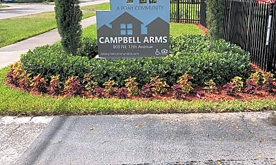 Campbell Arms Apartments, 1