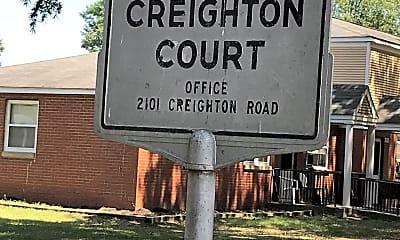 Creighton Court, 1