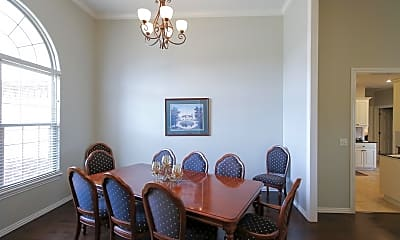 Dining Room, 3705 SW Osprey Dr, 1