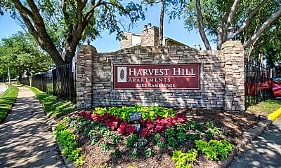 Community Signage, Harvest Hill, 2