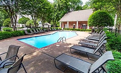 Pool, Savannah Creek, 1