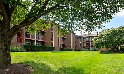 Building, Parkridge Gardens Apartments, 1