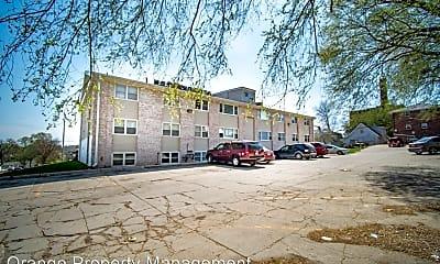 Building, 2206 K St, 2