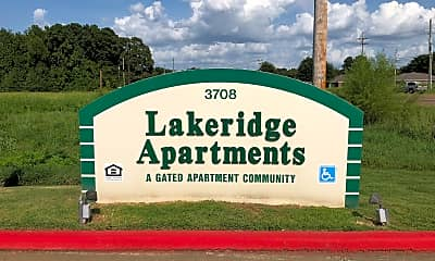 Lakeridge Apartments, 1