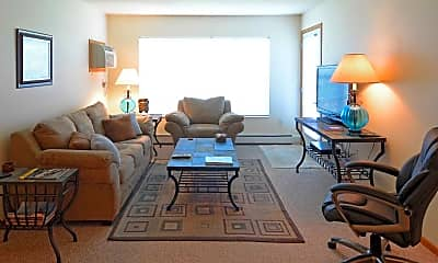 Living Room, Chanhassen Gateway Place, 0