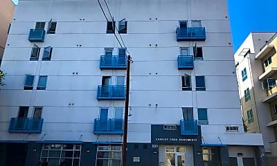 Cobb Charles Apartments, 0