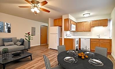Living Room, 4747 19th St, 1
