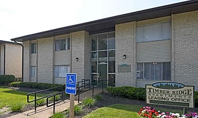 Leasing Office, Timber Ridge, 0