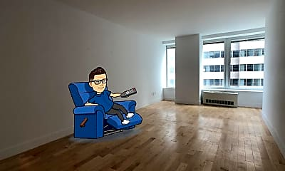 Living Room, 200 Water St 1621, 0