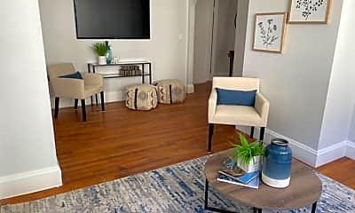 Living Room, 233 Lafayette St, 1