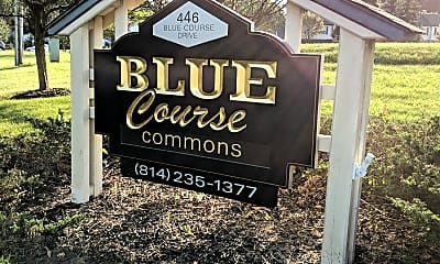 Blue Course Commons, 1