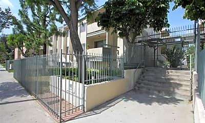 Patio / Deck, 8801 Cedros Ave 11, 1