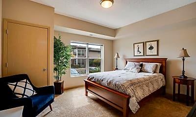 Bedroom, Hoigaard Village Apartments, 2