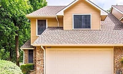 Building, 447 Oak Leaf Dr, 0