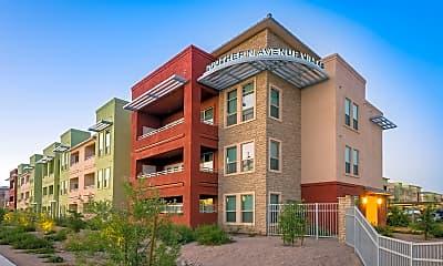 Building, Southern Avenue Villas, 2