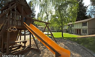 Playground, 9520 43rd St Ct W, 1