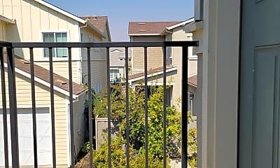 Patio / Deck, 1050 Strawberry Terrace, 1