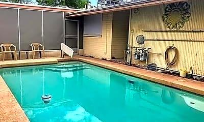 Pool, 4837 E. Cambridge Ave., 2