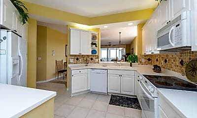 Kitchen, 410 Flagship Dr 806, 1
