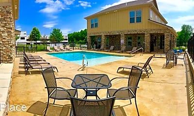 Pool, 9100 Commerce Drive, 0