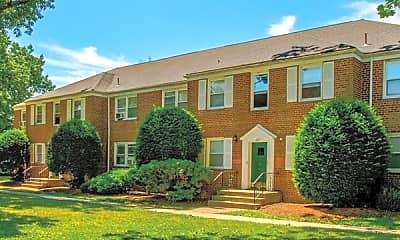 Building, Brookland Garden Apartments, 1