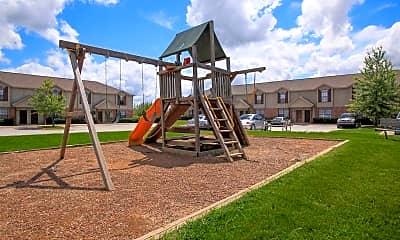 Playground, Hidden Lake Townhouses, 2