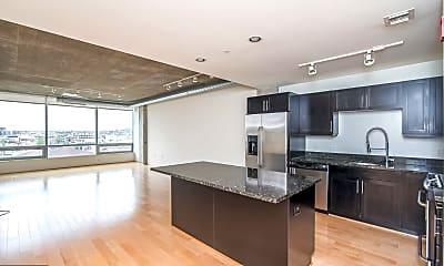 Kitchen, 1200 Steuart St 528, 1