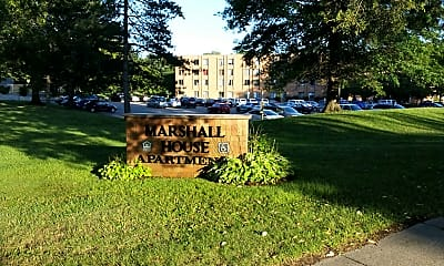 Marshall House, 1
