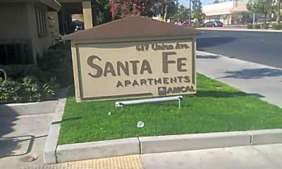 Santa Fe Affordable Housing, 1