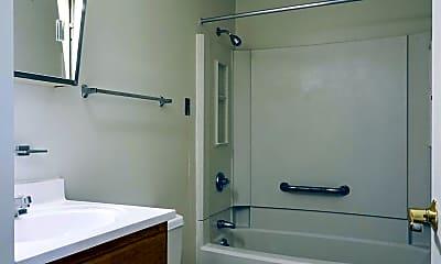 Bathroom, Harbor Towers, 2