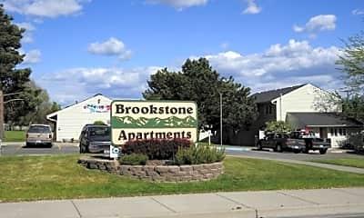 Brookstone Apartments, 1