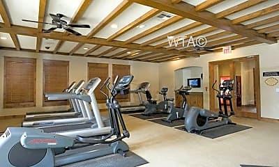 Fitness Weight Room, 17655 Henderson Pass, 1