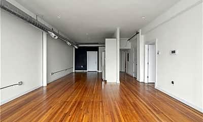 Living Room, 813 Chapel St 3D, 1