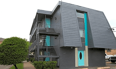 Building, Crestview Apartments, 0