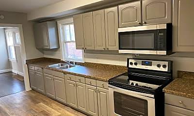 Kitchen, 6228 The Paseo, 1