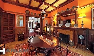 Dining Room, 12 Mt Morris Park W, 0