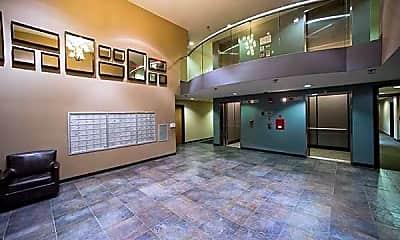 Foyer, Entryway, Palisade Apartments, 1