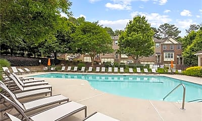 Pool, 2024 Cobblestone Cir NE, 2
